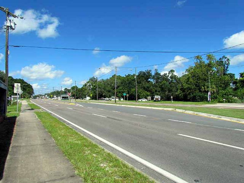 Prime Commercial Property : Fanning Springs : Levy County : Florida