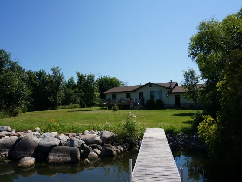Mn Side Lake Traverse 3 Bedroom : Browns Valley : Traverse County : Minnesota