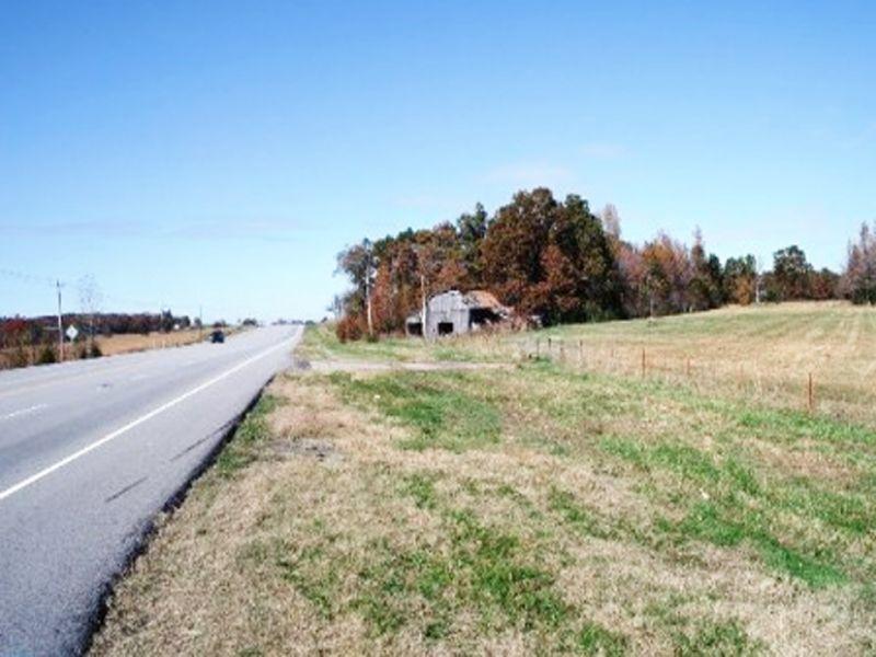 1.01 Acres: Bradford, Ar 72020 : Bradford : Jackson County : Arkansas