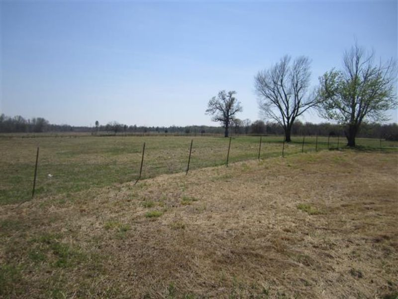10 M/l Acres With Utilities : Stilwell : Cherokee County : Oklahoma