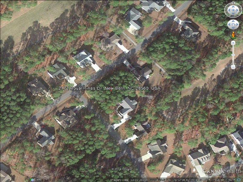 Lot For Sale : New Bern : Craven County : North Carolina