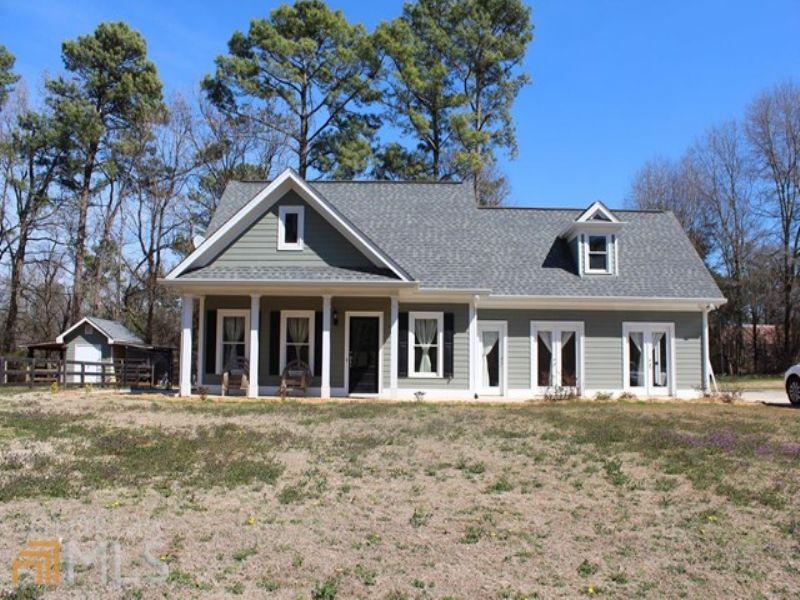 Professionally Remodeled Craftsman : Jefferson : Jackson County : Georgia