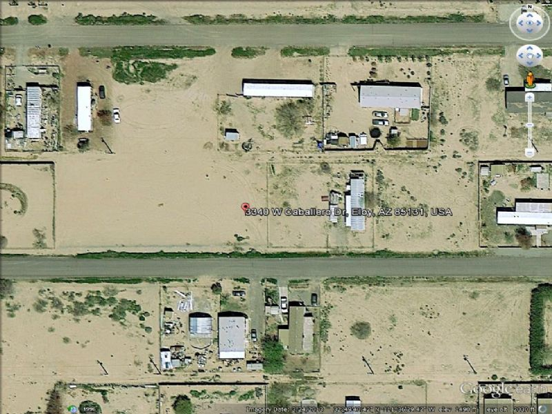 4 Lots For Sale : Eloy : Pinal County : Arizona