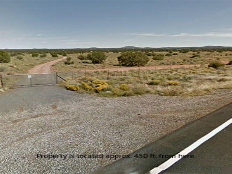1.06 Acres Near Williams : Williams : Coconino County : Arizona
