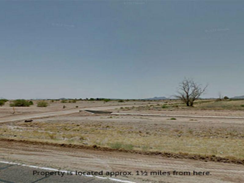 1.10 Acres Near Tonopah : Tonopah : Maricopa County : Arizona