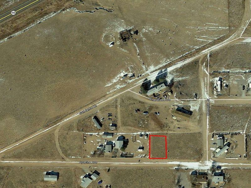 0.21 Acres Near Valentine : Valentine : Mohave County : Arizona