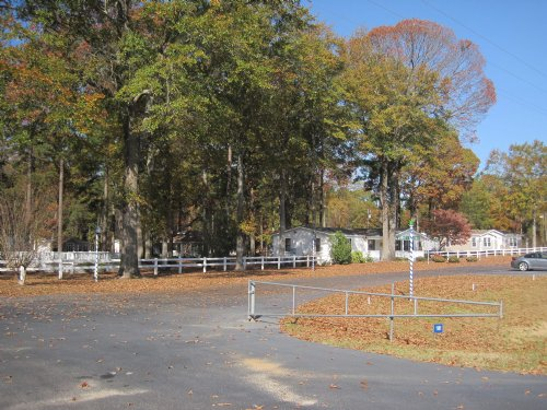 6.43 Acre Commercial Lot For Sale : Sandersville : Washington County : Georgia