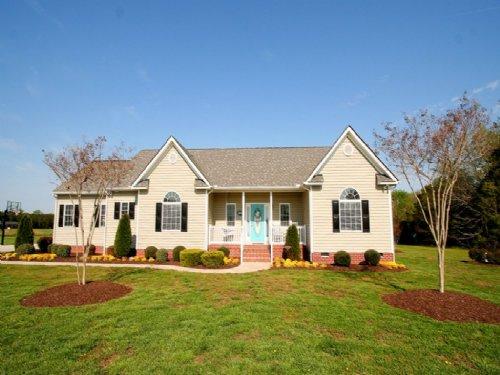 5+ Stunning Acres W/ Home : Disputanta : Prince George County : Virginia