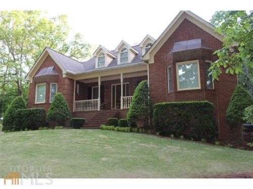 Custom Built Traditional Style Home : Monroe : Walton County : Georgia