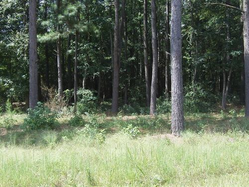 Deep Lake Farms, 5.28 Acre Lot : Shady Dale : Jasper County : Georgia