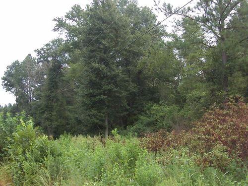 Keysville Farms, 4.27 Acre Lot : Keysville : Burke County : Georgia