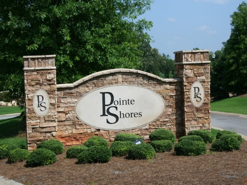 Lot 29 Pointe Shores : Lincolnton : Lincoln County : Georgia