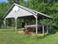 Tennessee River Camp On One Acre