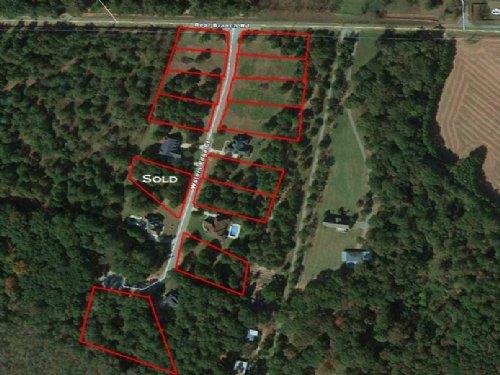 Bear Branch Lots : Kathleen : Houston County : Georgia