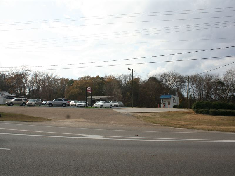 29-023 Highway 231 & 14 : Wetumpka : Elmore County : Alabama