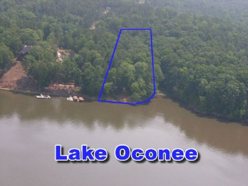 Lake Oconee Lot, Near I-20 : Greensboro : Greene County : Georgia