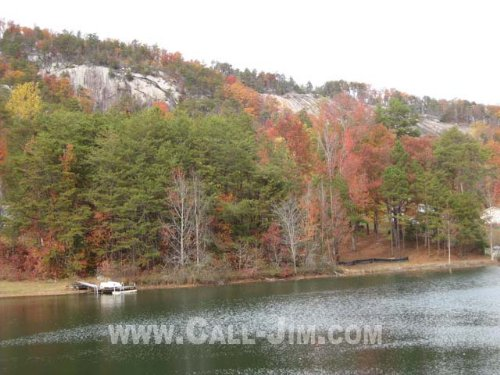 Big Rock Lake Parcel : Pickens : South Carolina