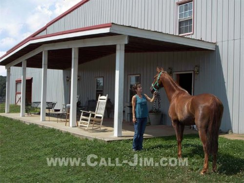 Indoor Arena On 10 Acres : Travelers Rest : Greenville County : South Carolina