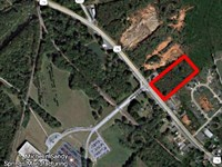5.1 Ac. On Clemson Blvd. : Pendleton : Anderson County : South Carolina