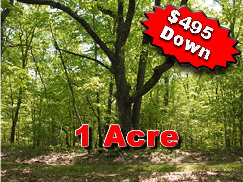 1 Acre | Owner Financing | $495 : Cleveland : White County : Georgia