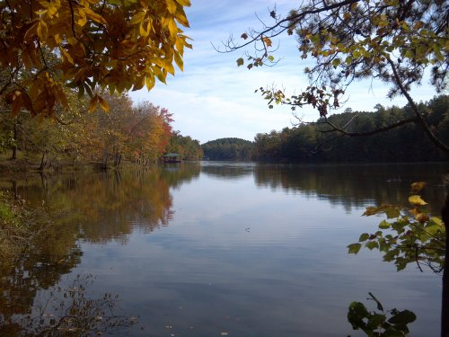 Waterfront And Water Access Estates : Burke County : North Carolina