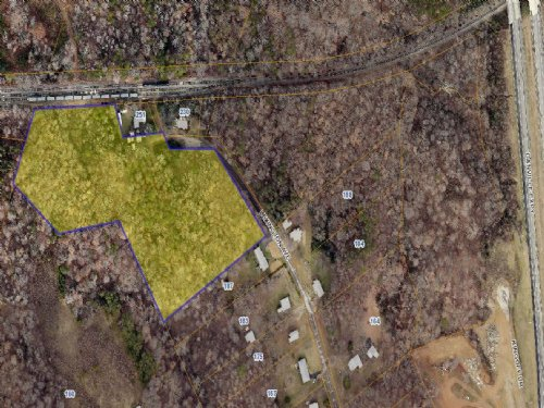 8 Acres In The City : Danville : City of Danville County : Virginia