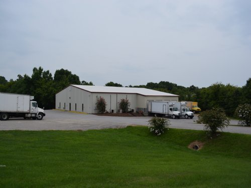 Large Warehouse : Danville : City of Danville County : Virginia