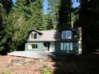 Fish Lake Waterfront Cabin : Eagle Point : Jackson County : Oregon