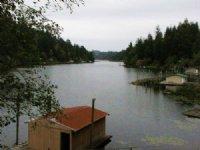 Shutters Arm Lake Retreat : Lakeside : Coos County : Oregon