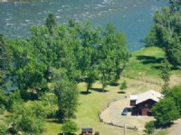Grande Ronde Ranchette : Troy : Wallowa County : Oregon