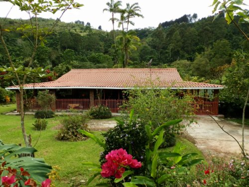 Waterfalls, 2+ Ac, 3 Bedrooms, 2 Ba : Orosi : Costa Rica