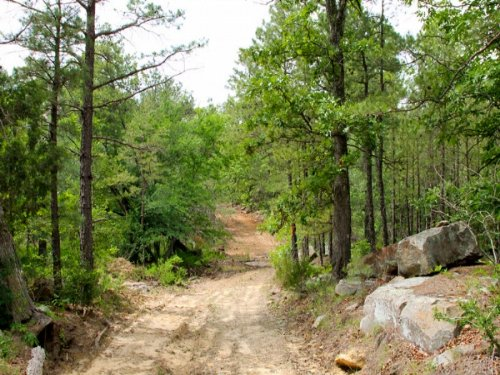 9.53 Acre Trophy Ridge Iii. Terms : Mcalester : Pushmataha County : Oklahoma