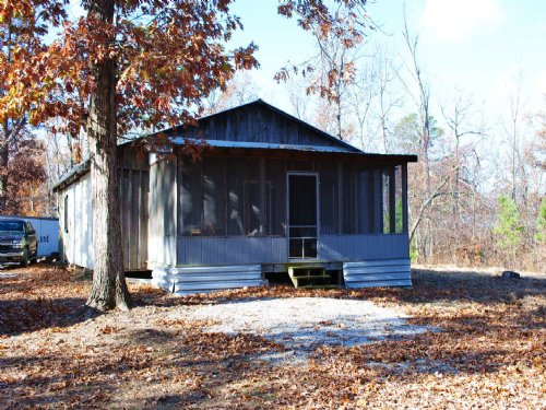 Cabin In National Forest : Mountain View : Stone County : Arkansas