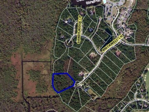 Lot 13 Island Estates : Pawleys Island : Georgetown County : South Carolina