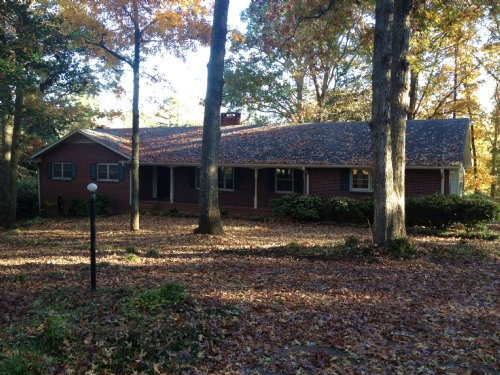 Griffin Mill Road - House & 4 Acres : Piedmont : Greenville County : South Carolina