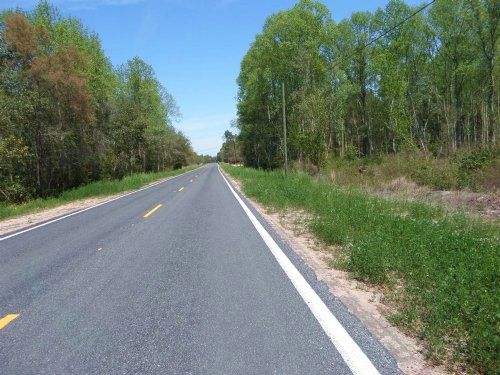 18 +/- Acres With Road Front : Jesup : Wayne County : Georgia