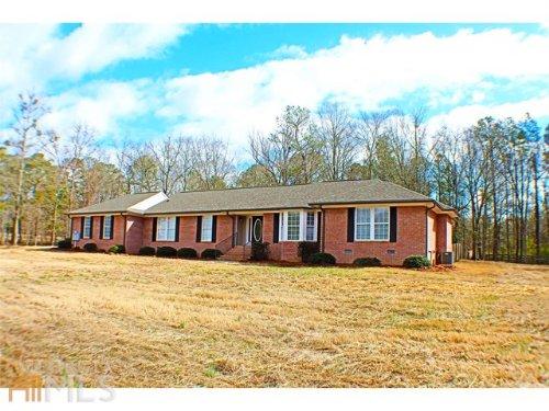 Renovated 4sided Brick Home On Lake : Covington : Walton County : Georgia