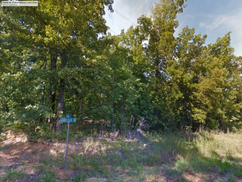 1/4 Acre Lot In Ozark Acres : Williford : Sharp County : Arkansas