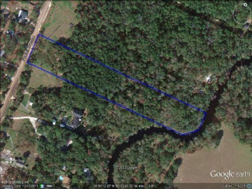 4.40 Acres On Black Creek : Middleburg : Clay County : Florida