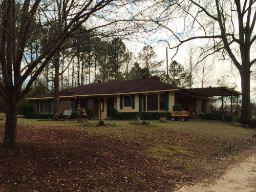 3br/2ba Home On 3.5 +/- Acres : Troy : Pike County : Alabama