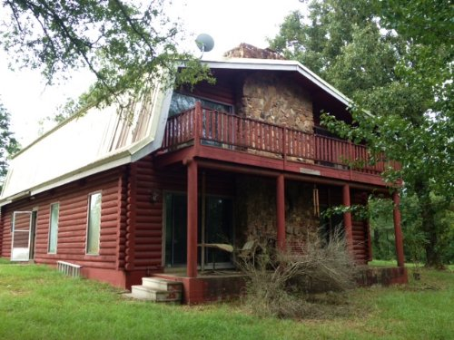 Cabin And 10 Acres : McCall Creek : Franklin County : Mississippi