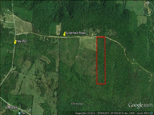 20 Wooded Acres : Fox : Stone County : Arkansas