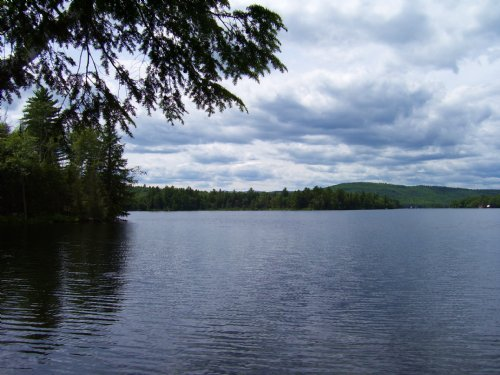 3.8 Acre Lot Hancock Pond : Emden : Somerset County : Maine
