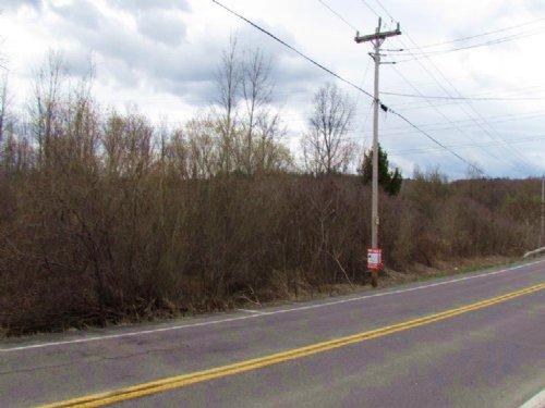 4+ Acres W/ 3 Phase Power Zoned Ind : Camillus : Onondaga County : New York
