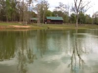 Hillier Cabin, Pond And Land : Brantley : Crenshaw County : Alabama