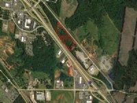 Reduced Industrial Site Along I-75 : Forsyth : Monroe County : Georgia