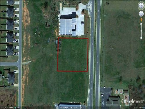 Great Commercial Lot : Warner Robins : Houston County : Georgia