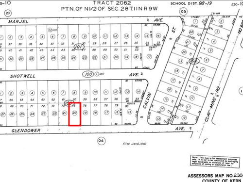 .17 Acres In North Edwards, CA : North Edwards : Kern County : California