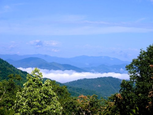 Fantastic Views : Dillard : Rabun County : Georgia
