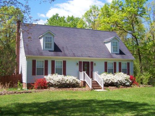 Old Evergreen Road : Appomattox : Virginia